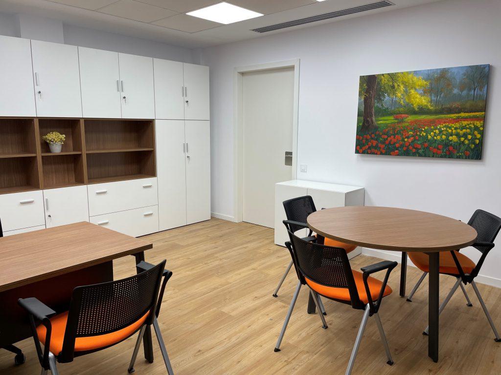 Despachos Residencia Barcelona